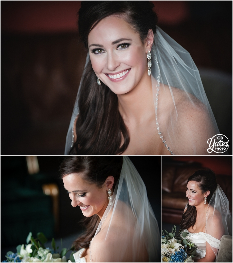 Bride Portraits Omaha Wedding Photography